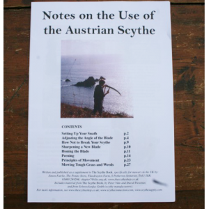 Notes on the Austrian Scythe